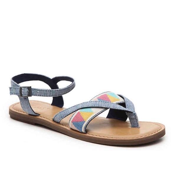 6d252d969e83 Toms vegan Lexie sandal